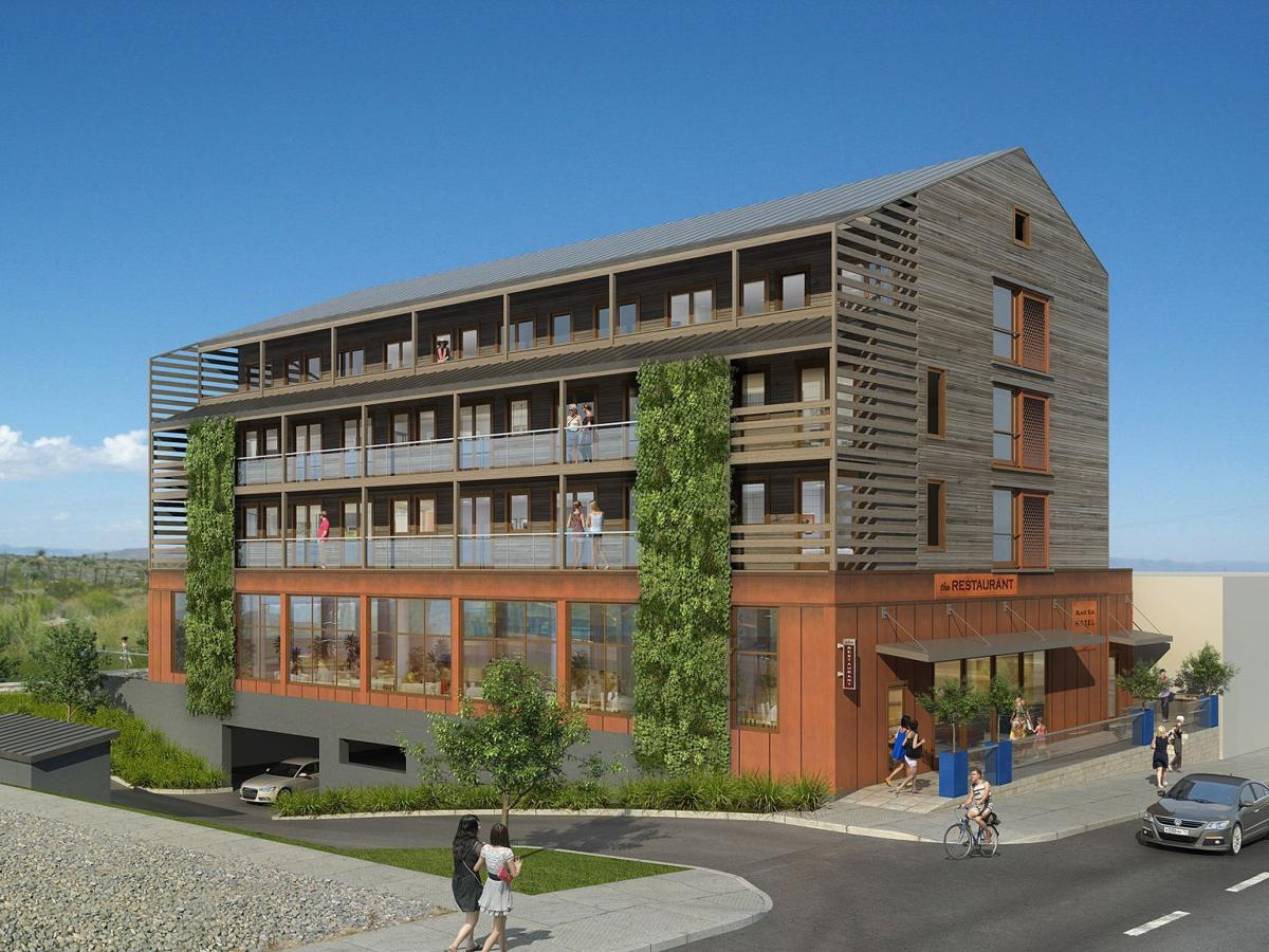 Hyatt Centric hotel plan at Little Pete's site to move forward