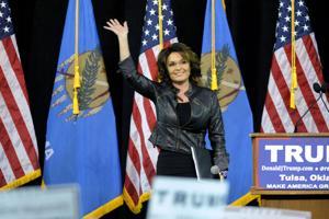 Today's Birthdays, Feb. 11: Sarah Palin