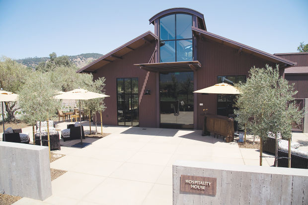 B Cellars builds winery for the luxury traveler