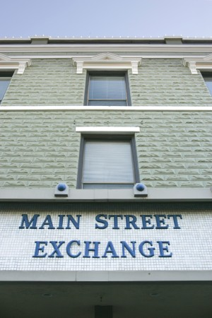 Main Street Exchange To Get Facelift