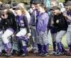 Junior girls softball kicks off season