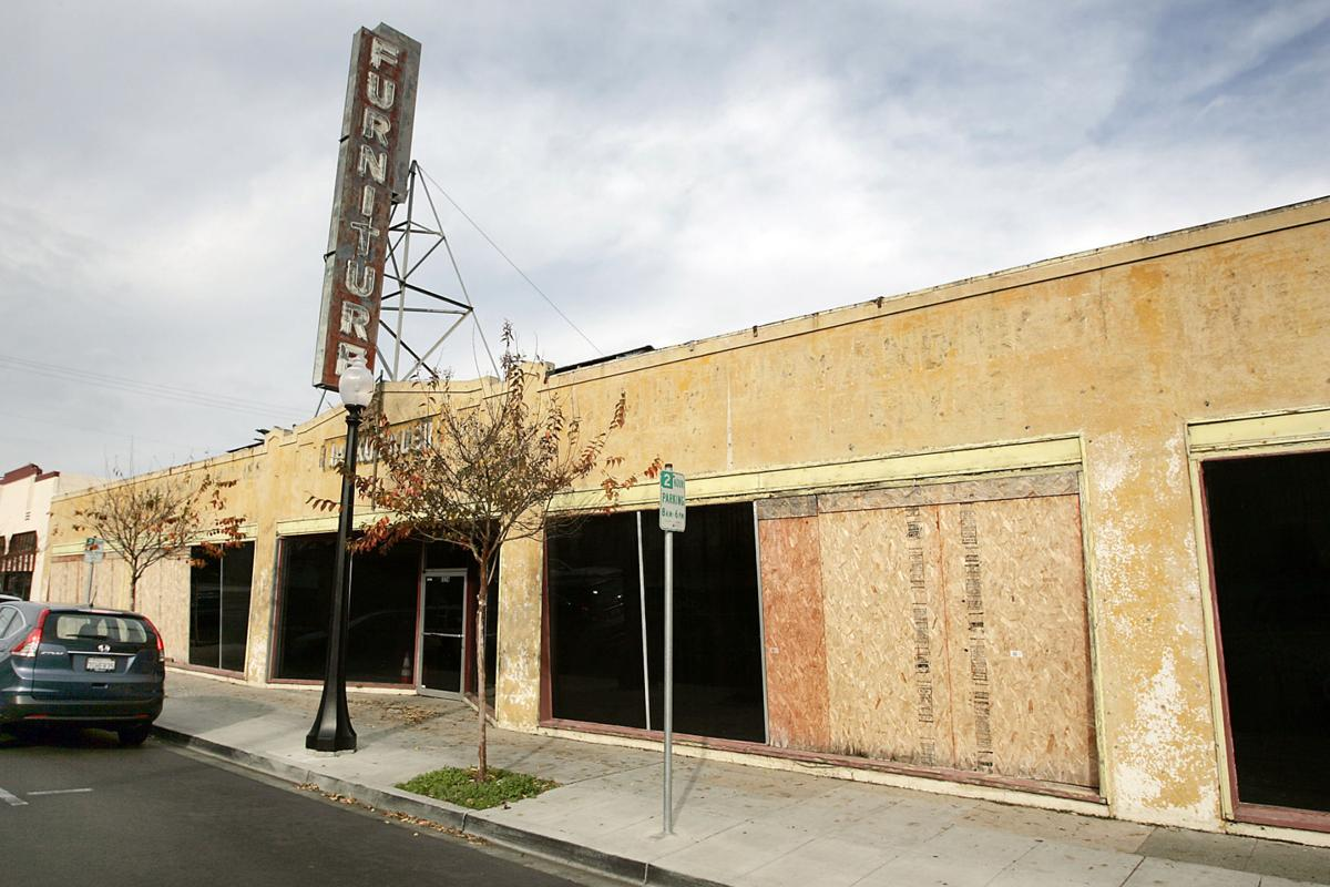 Furniture store planned for downtown napa local news for Furniture 4 less napa