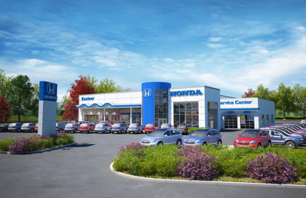 Planners want a more 39 napaesque 39 car dealership local for Chicago honda dealers