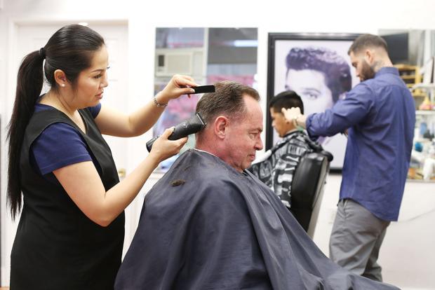 Barber Shop Napa : Chateau Barber Shop : Uploaded Photos