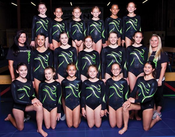 zone gymnastics meet 2016