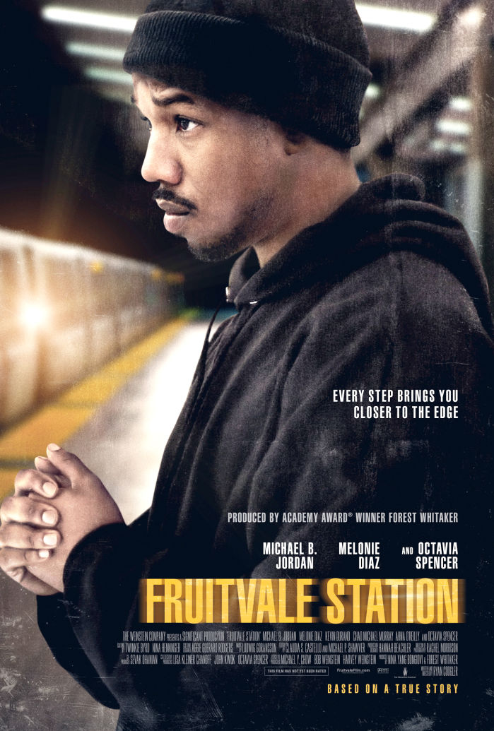 quotfruitvale stationquot movie poster