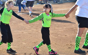 Napa Junior Girls Softball League games begin