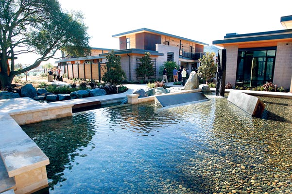 Luxury Hotel In Yountville Ca