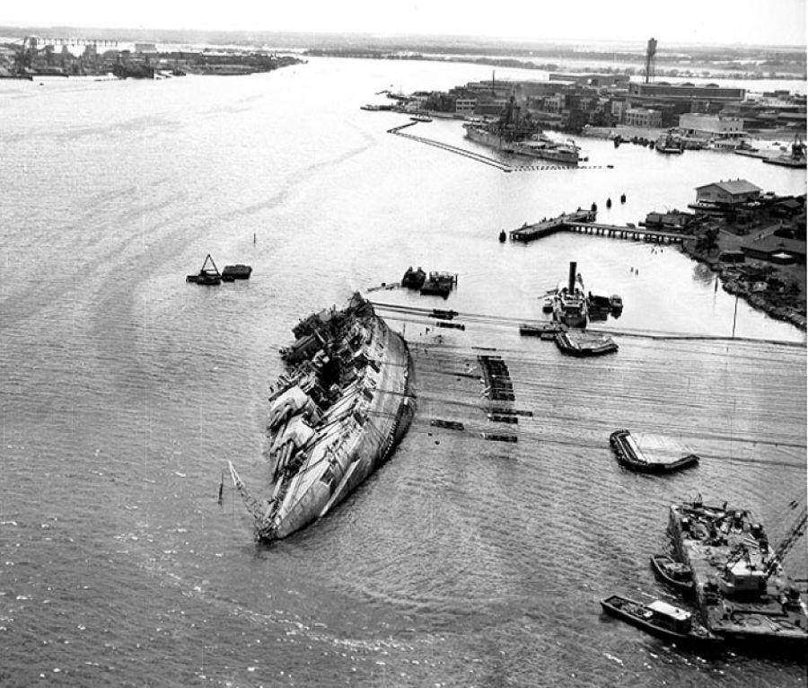 A Napa Sailor Died On Dec 7 1941 Local News