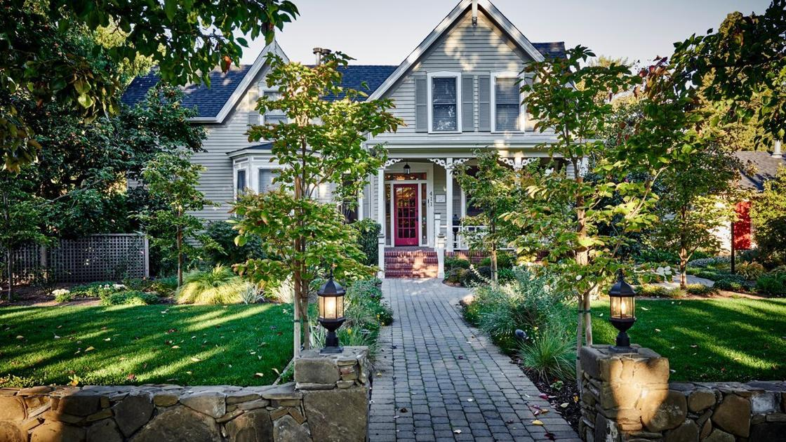 Designer Showhouse Opens In Napa Home And Garden