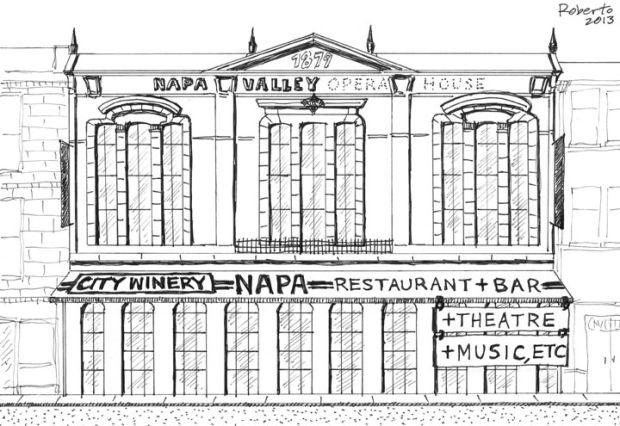 Opera House Cartoon Editorial Cartoon Opera House