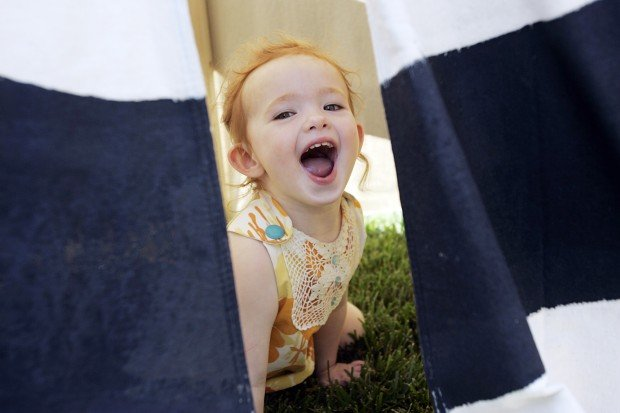 Napa toddler finalist in gap contest for Aroma indian cuisine napa