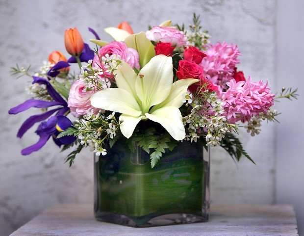 Flowers Allow Hotels To Ene With Customers On An Emotional Level