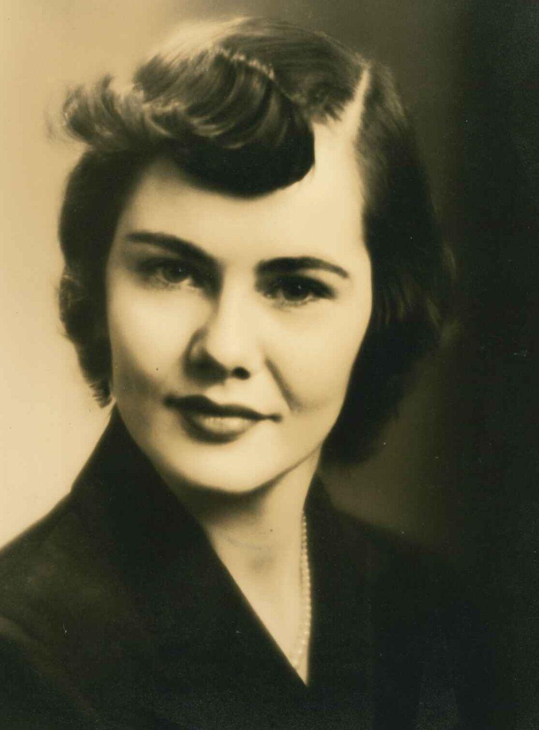 Jeanne F Pedley
