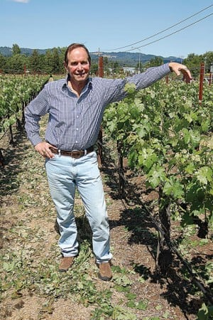 Grapegrower challenges use of wine ordinance