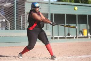 McCoy gains experience in softball league