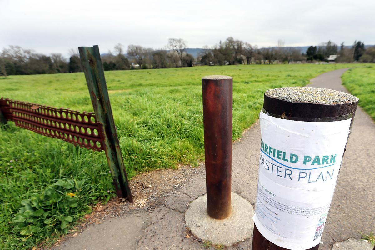Napa Residents To City Keep Garfield Park Natural Local