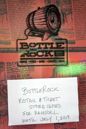 Police investigating BottleRock's bounced checks