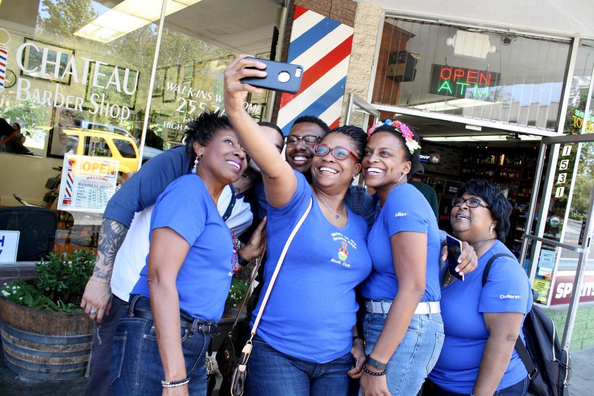 Barber Shop Napa : Sistahs book club returns to Napa  laughs as loud as they like ...