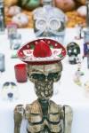 Nicki Zeller and Her Day of the Dead Altar