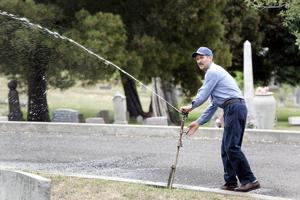 Napa County cemeteries dial back watering as drought continues