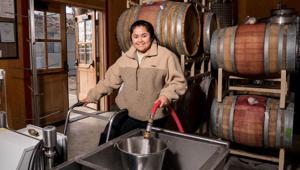 Napa Valley College Estate Winery makes award-winning wines