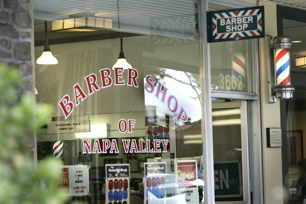 Barber Shop Napa : Barber Shop of Napa Valley will have new ownership in the coming ...