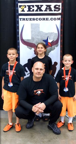 Local Report: Givans Taekwondo earns medals at nationals