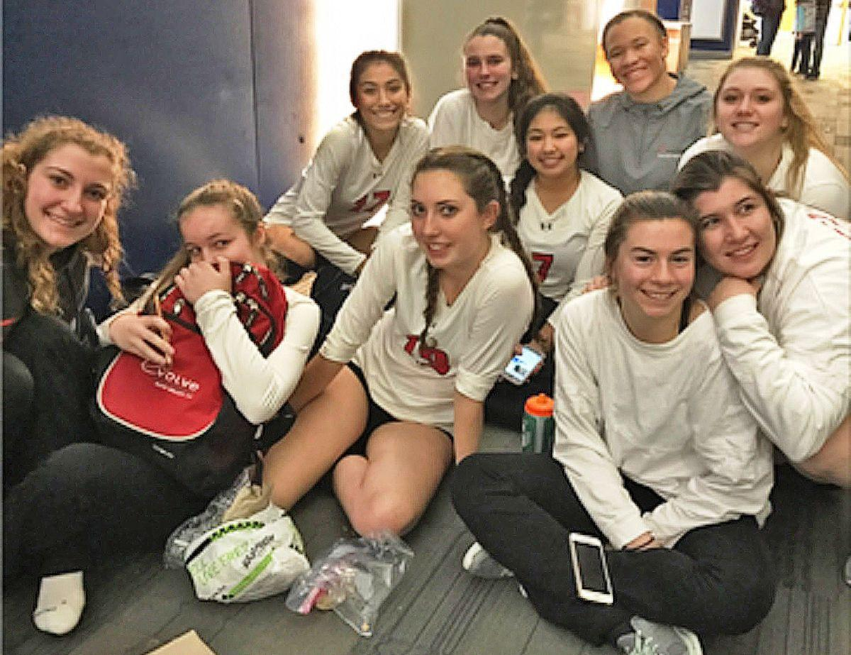 Evolve club volleyball season begins