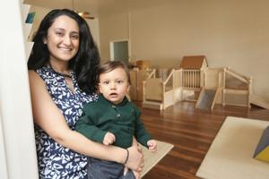Le Petit Elephant offers child care home for Napa's littlest residents