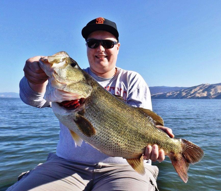 Trout report good at lake berryessa outdoors for Berryessa fishing report