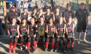ASA Softball: 12U Express captures Martinez tournament