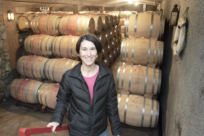 Hill combines science and art as winemaker
