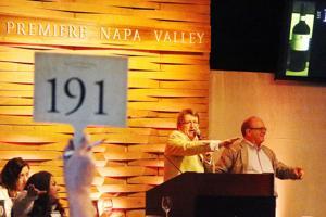 Premiere Napa Valley auction raises a record $6 million