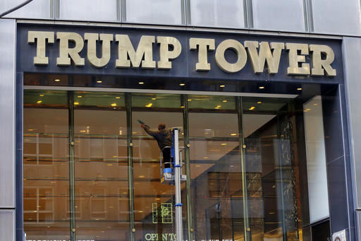 news business articles fort trump security measures ring tower
