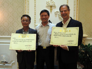 Napa Valley men are first foreigners to join Chinese food association