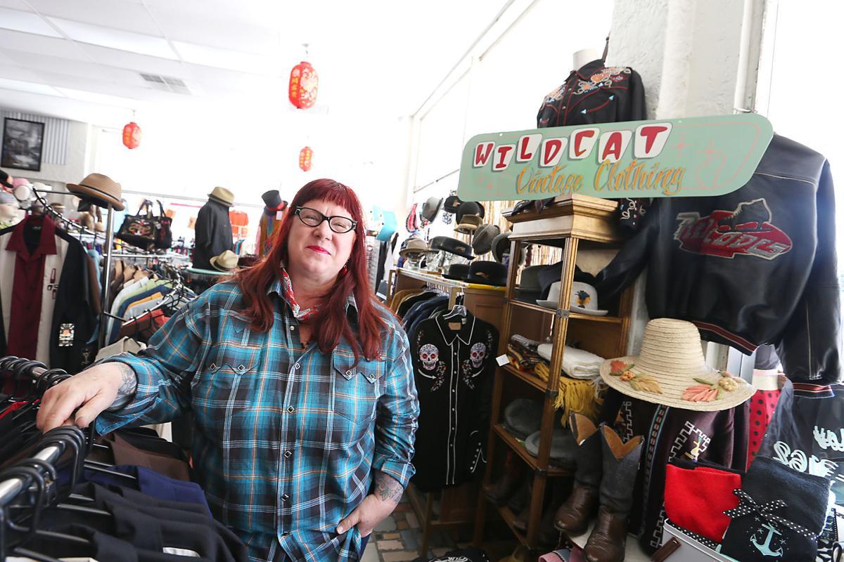 wildcat bounces back downtown business