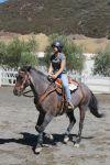 Positive attitudes breed success at horse riding academy