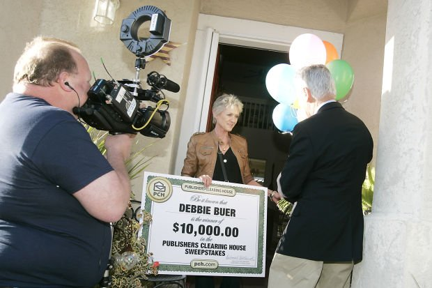 when publishers clearing house knocks what if no one answers