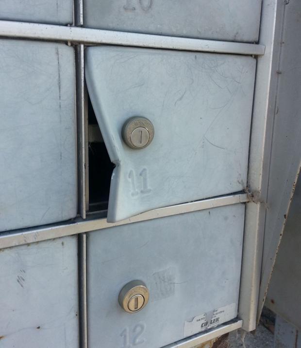 More mailbox break-ins, arrest