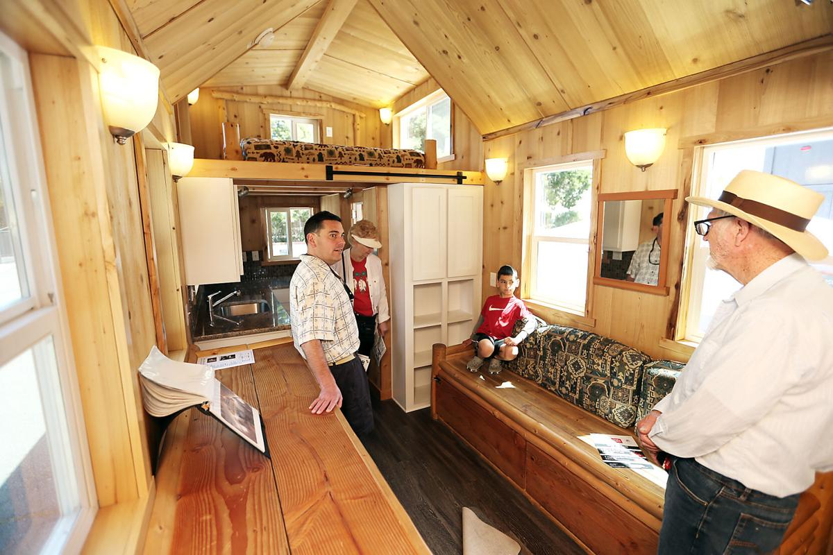 Tiny Houses Turn Heads At Home Garden Show Local News