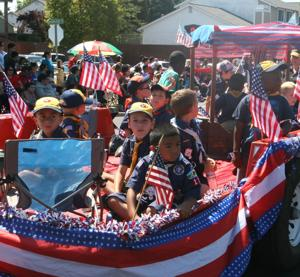 Photos: American Canyon Fourth of July Parade