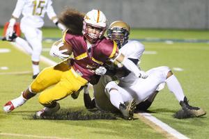 Throwback Thursday: High School Football 2015