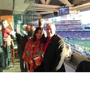 Mi Sueño Winery featured at Super Bowl 50