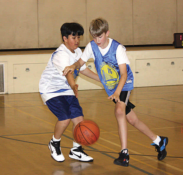 Warriors Youth Basketball Camp: Warriors Basketball Camp Coming To Justin-Siena