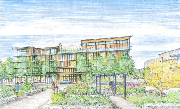 Keith Rogal Proposes 5 Story Copia Hotel Project Local