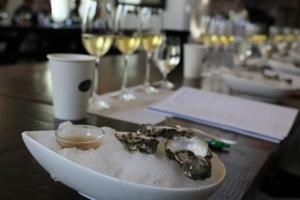 Camp Schramsberg: Food and wine pairing