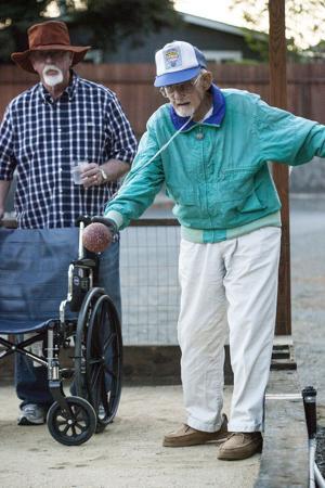 Veteran, carpenter and bocce pro Charles McGrath dies at 93