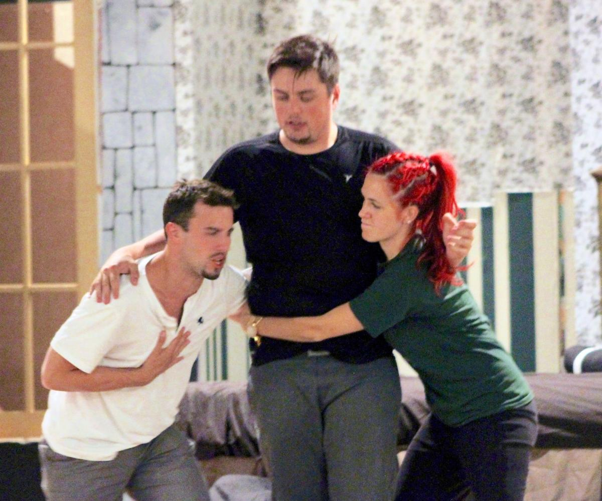 Playhouse to present 39 bedroom farce 39 news for Farcical comedy plays