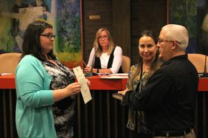 City council members sworn into new terms